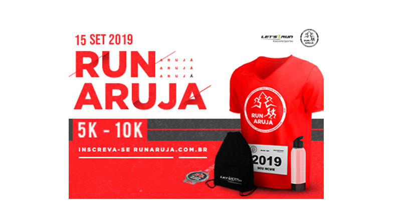 Run Arujá 2019